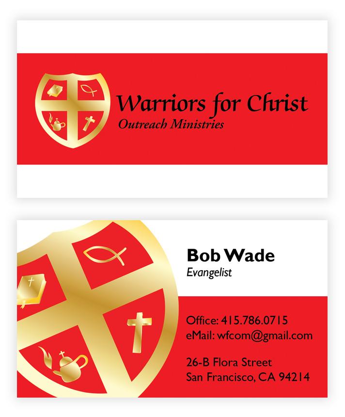 Warriors for Christ Outreach Ministries | Mana Branding